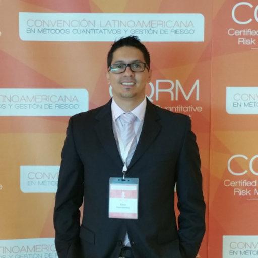 Dr. Elvis Hernandez-Perdomo, PhD(Fin), PhD(EngSc), MIF, MSc, CQRM, AFHEA