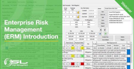 Enterprise Risk Management (ERM) Introduction