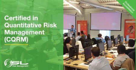 Certified in Quantitative Risk Management (CQRM) (4-Days Training)