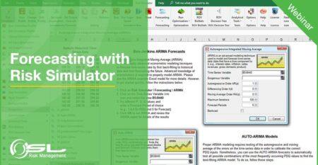 Forecasting with Risk Simulator