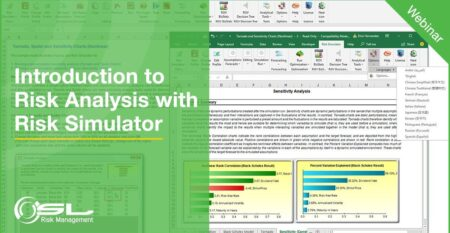 Introduction to Risk Analysis with Risk Simulator