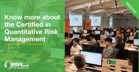 Know more about the Certified in Quantitative Risk Management